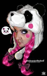 pandapanda by ElectronicRainbow