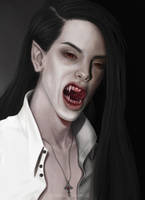Vampire by ManiaCanterville
