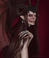 Incubus by ManiaCanterville