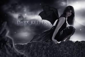 Dark Keeper by MeemieArt
