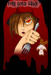 Fork goes WHAR? by Psykotika13