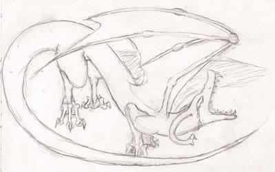 Fury Dragon by Psykotika13