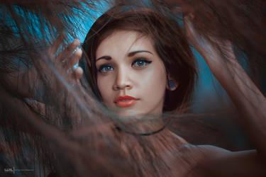 Beautiful Face by WilViruxard
