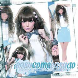 BLend de Cher Lloyd :D by NoeRadiateLove
