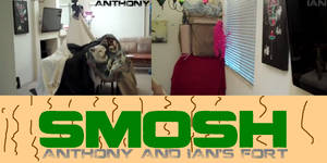 SMOSH Anthony and Ian's fort by DirtyDirtySam