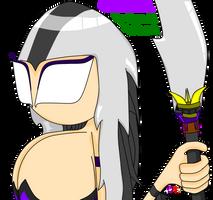 Mortal Kombat Classic Costume Sindel (redone) by DirtyDirtySam