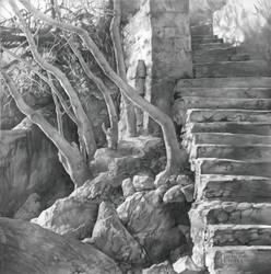 Stone Staircase by DChernov