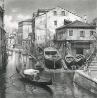 Old Venice II by DChernov