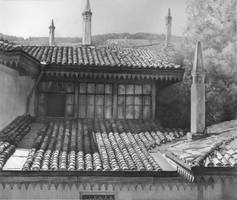 Roofs. Bachisarai by DChernov