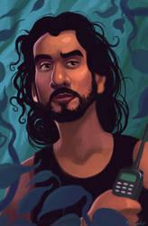 Sayid by Neanderthal-Jam