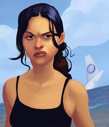 Ana Lucia by Neanderthal-Jam
