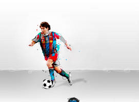Fanciful Player - Lionel Messi by TAREK10