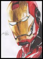 Iron Man by YochanArt