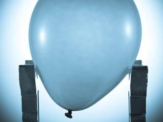 balloon still life by zarzibar