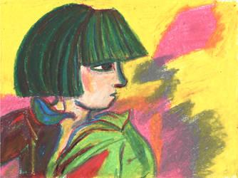 Portrait by Liliako