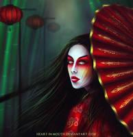 Geisha by Heart-In-Mouth