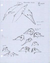 Beaked Whale orcs by Rodlox