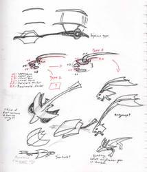 Basics of biplane-based animals by Rodlox
