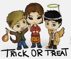 Happy Halloween! by darksquishy