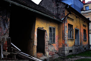Haunted house by ZoranPhoto