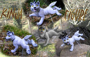 Kinja figurine by animeWolffreak23