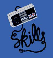 Retro Skills by JayRoeder