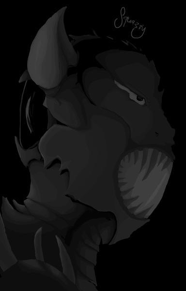 Lasso 13 'demon suit' by squazilla