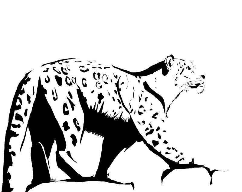 Lasso 19, leopard by squazilla