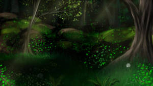 Forest of Fantasy by DarkHalo4321