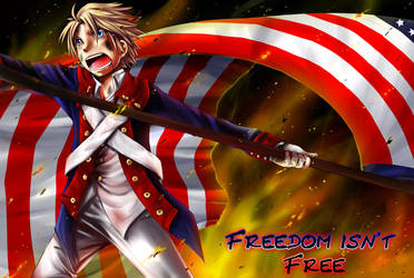 APH:  Independence Day America by DarkHalo4321