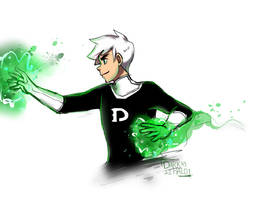 DP : Sparkly hands by DarkHalo4321