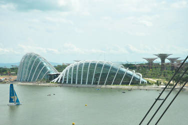 green glass conservatoria by bonangBarung