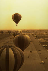 Balloons by myrnajacobs