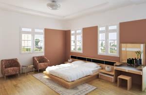 bedroom  view 1 by jinkazamah