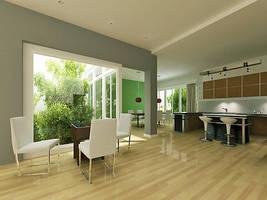 green space by jinkazamah