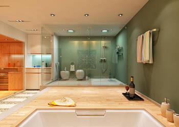 bathroom 1 by jinkazamah
