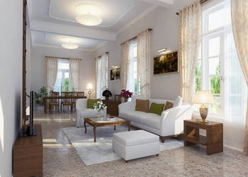My Dinh villa interior 1 by jinkazamah