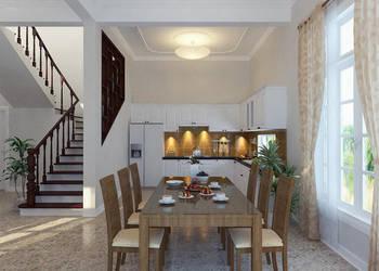 My Dinh villa interior 2 by jinkazamah