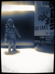 Space Man Project 12 by SilentHamish
