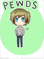 Pewdiepie Chibi! by fictionaloutcomes