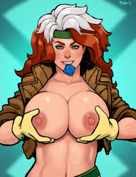 Classic Rogue Patreon Preview by Reinbachlite