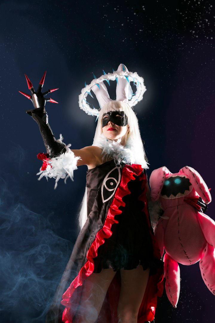 Sekai Seifuku: Bouryaku no Zvezda by vopoha