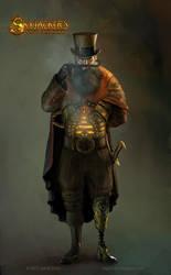 Blackbeard by yakonusuke
