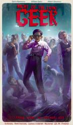 Night of the living Geek by yakonusuke
