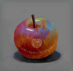 Appleday by yakonusuke