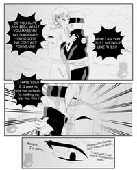 Manga BoruMitsu - 'Don't leave me again...' by Eleanor-Devil