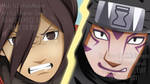 [CM] | Maki vs Kankuro by Eleanor-Devil