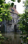 Burg Vischering - Germany by Nexu4