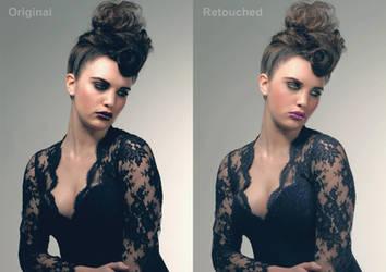 Beauty Retouch 1 by ryApache