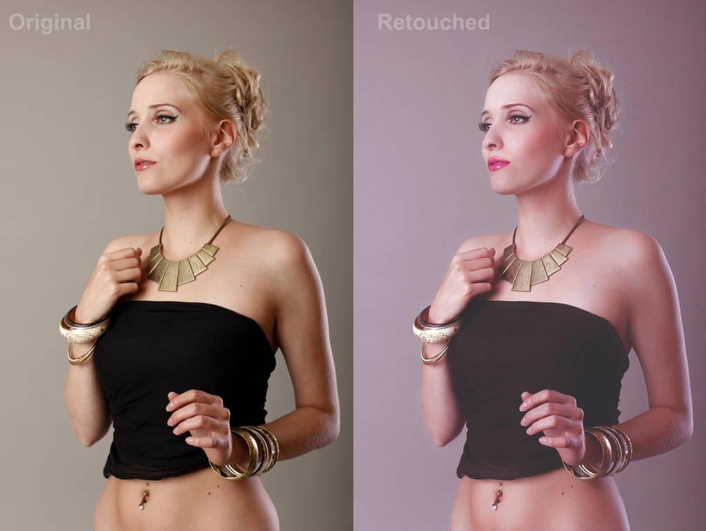 Beauty Retouch 2 by ryApache